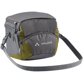 VAUDE OnTour Box M Borsa Klickfix ready, grigio/verde
